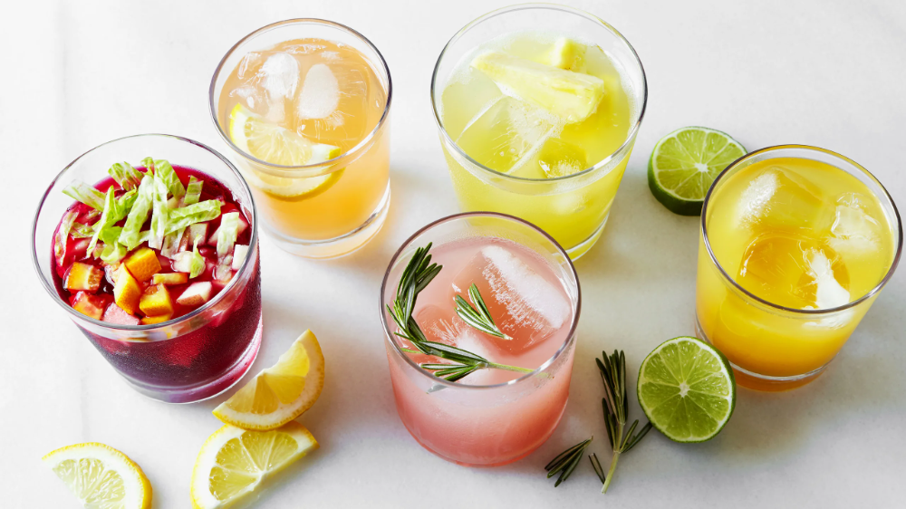 How To Make Aguas Frescas With Any Kind Of Fruit Or Vegetable In 2020 Agua Fresca Kinds Of Fruits Fruit Coolers