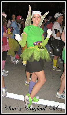 Momu0027s Magical Miles Tinkerbell running costume!  sc 1 st  Pinterest & Momu0027s Magical Miles: Tinkerbell running costume! | Running Costumes ...