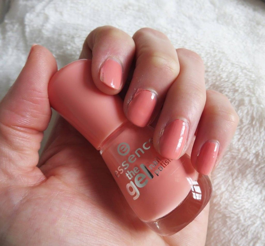 Peach gel nails what emma did august 25 2015beauty do it peach gel nails what emma did august 25 2015beauty do it yourself solutioingenieria Images