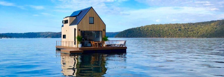 Sail Your Cares Away In This Incredible Floating Villa