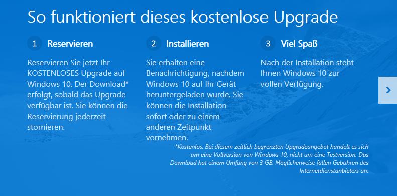 Windows 10 Upgrade Reservieren Momentan Befindet Sich Windows 10 Noch In Der Preview Phase Bei Einigen Windows Varian Microsoft Betriebssysteme Herunterladen