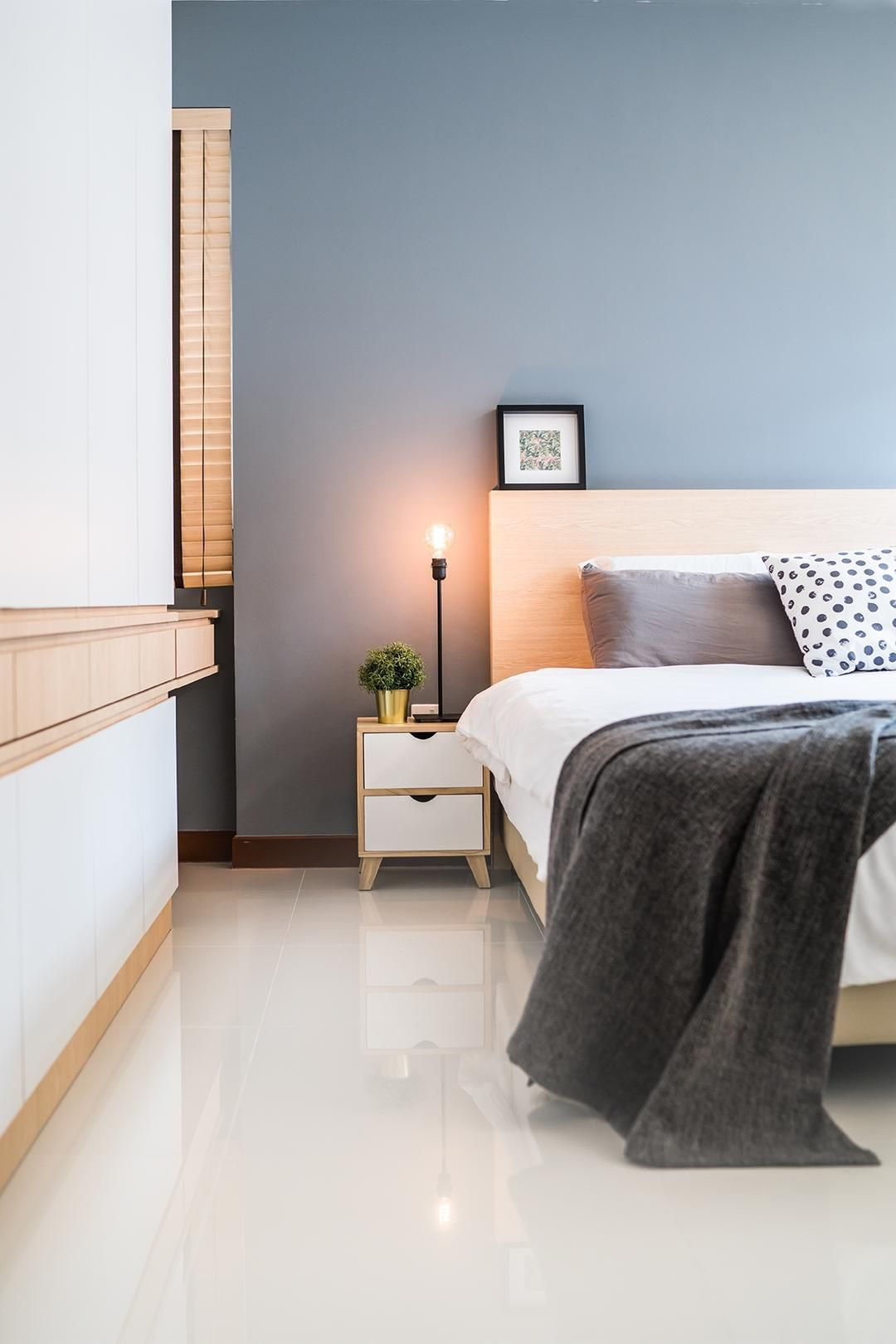 Check out this Scandinavian-style HDB Bedroom and other ...