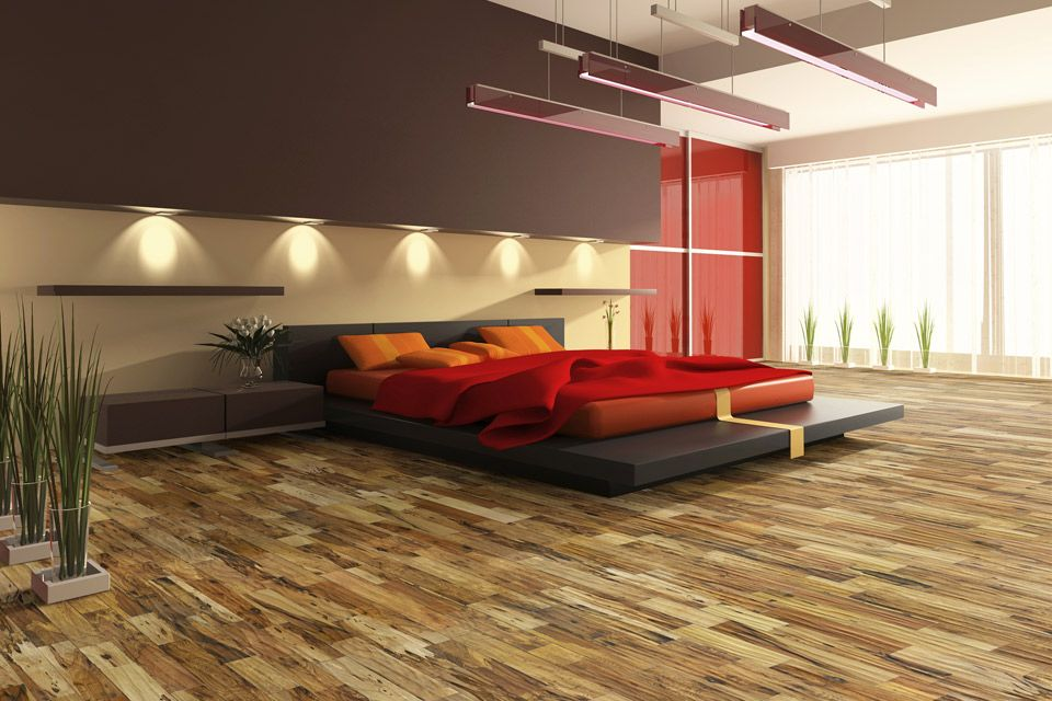 Our Floor We Want Brazilian Pecan Spaces Pinterest