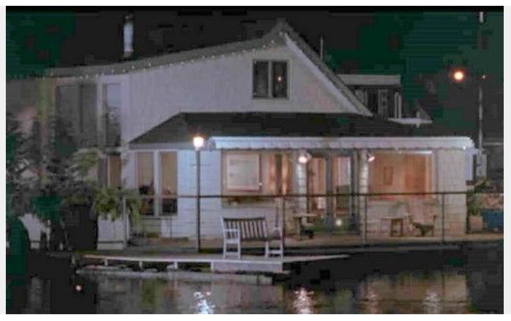 Sleepless In Seattle House As It Was In The Movie The Railing Has Sense Been Updated With Be Sleepless In Seattle House Lakefront Living Sleepless In Seattle