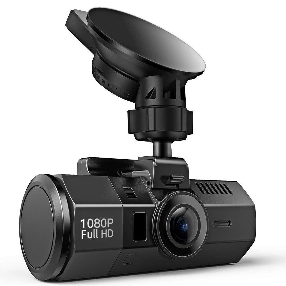 Best Uber Dash Cam Dual 1920x1080P Car Camera Dash