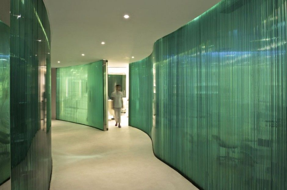 latest aura spa design by khosla associates modern design ideas - Spa Design Ideas