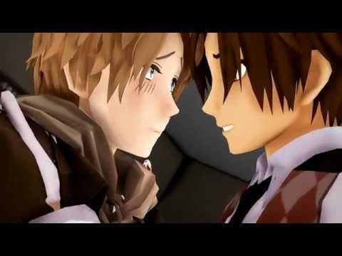 MMD APH] Romano Bringin\' Sexy Back - YouTube Make you overies ...