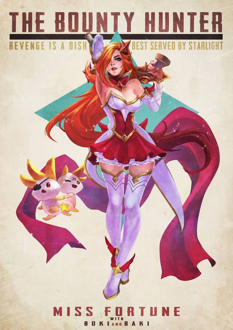 [LOL] Star Guardian Miss Fortune - Wallpaper by