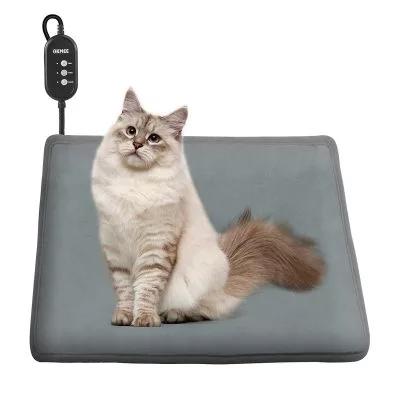 Okmee Adjustable Warming Pet Heating Pad Pet Heating Pads Pet Heating Pad Pets