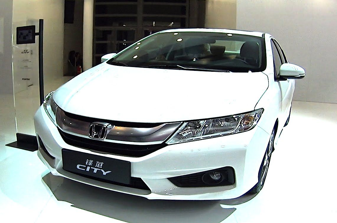 New facelift for the honda city 2016 2017 in china redesigned honda greiz 2016