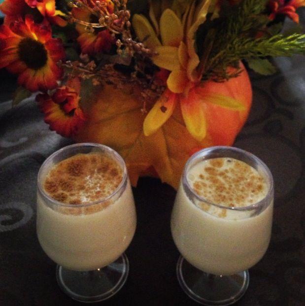 Thanksgiving Drinks With Vodka: Pumpkin Pie Shots--pumpkin Pie Liquor, Whipped Cream Vodka