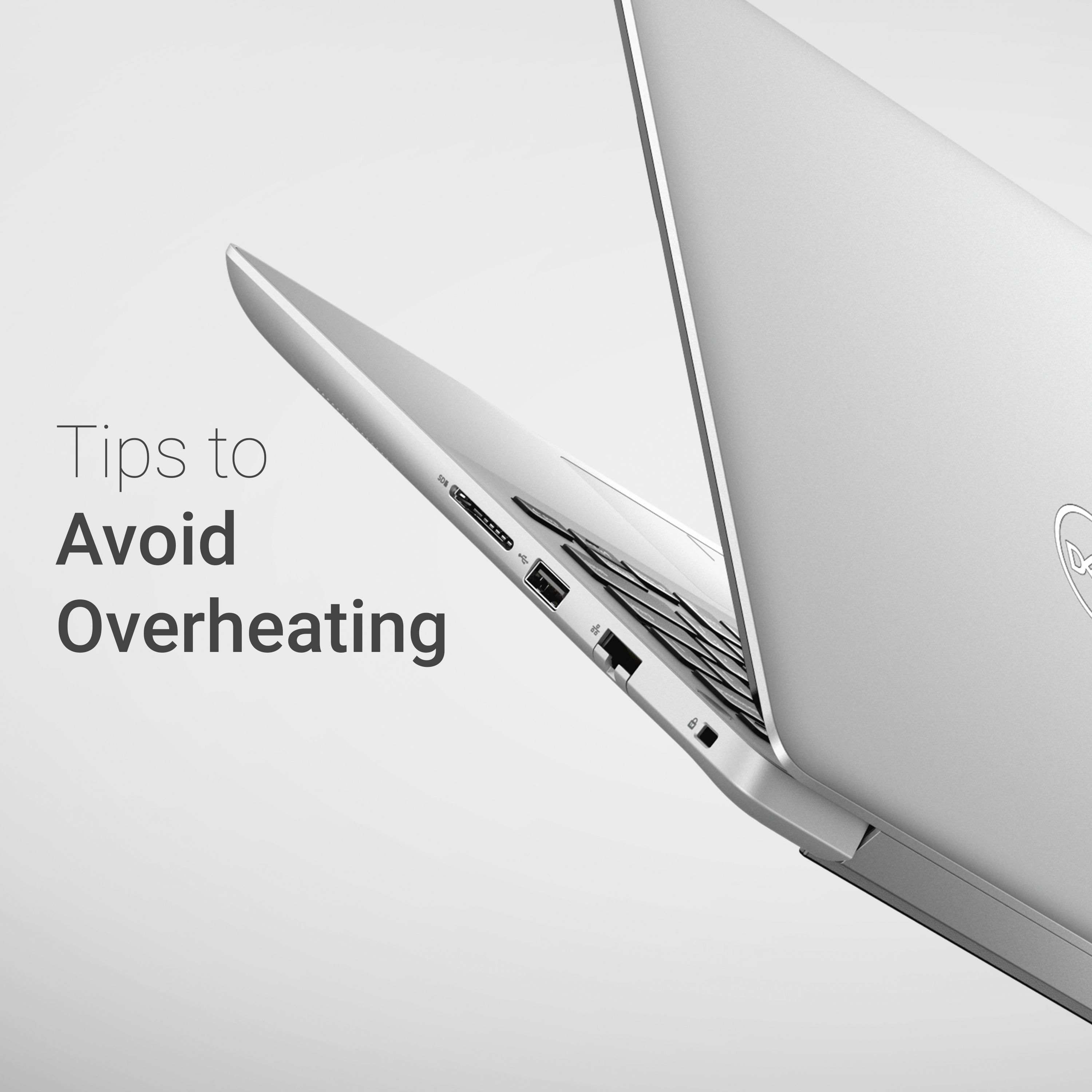 Overheating Your Dell Laptop Can Cause Hardware Failures Or