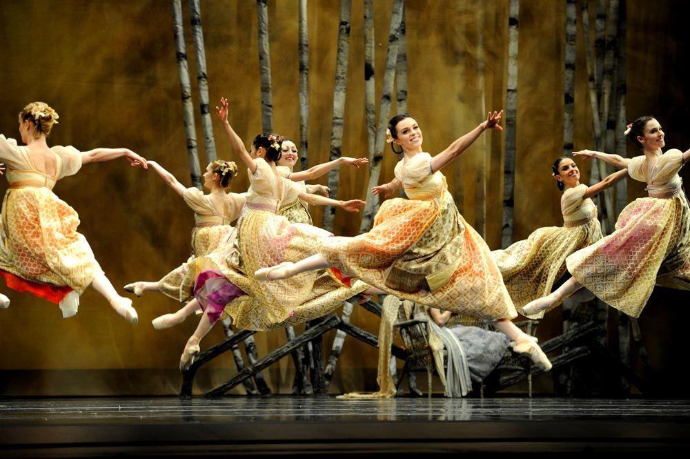 San Francisco Ballet in Cranko's <I>Onegin</I>.<br />© Erik Tomasson. (Click image for larger version)