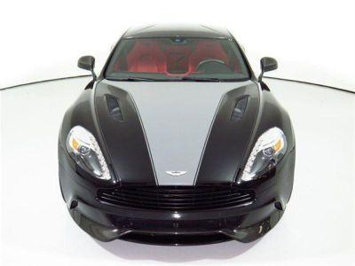 Blacked out 2014 Aston Martin Vanquish