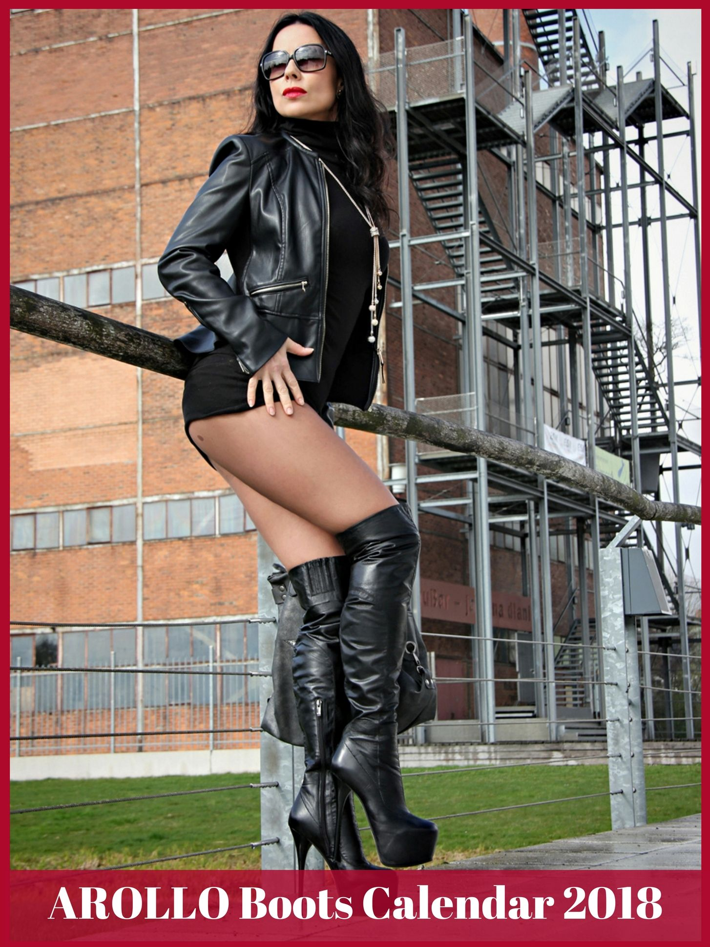 d2a4448c063a Arollo Thigh High Boots online store » Blog Archiv AROLLO Overknee Boots  Calendar 2018 available now