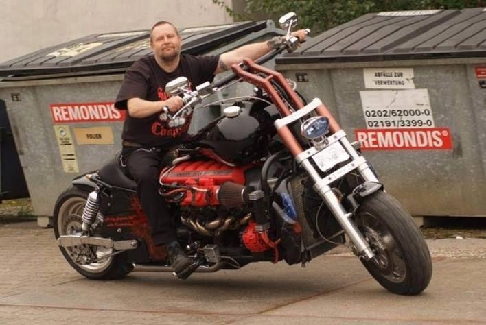 Sternmotor-Bike - MOTORRADonline.de