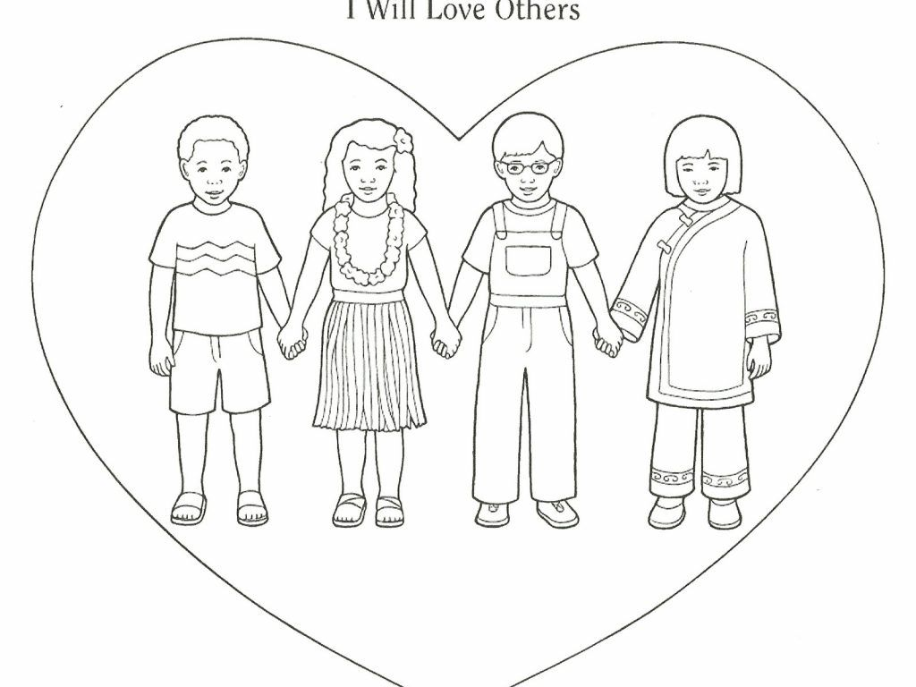 Image result for do unto others coloring pages | Jesus christ ...