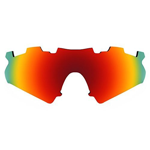HKUCO Transparent Yellow Polarized Replacement Lenses For Oakley M Frame Sweep Sunglasses 5D4KwZ