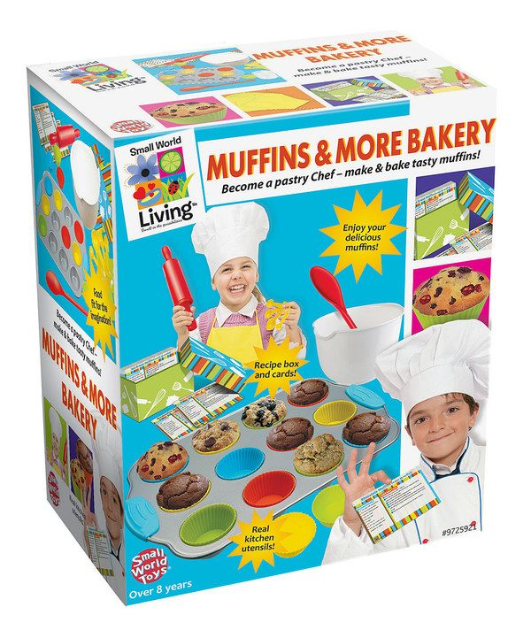 Look at this The Muffin Bakery Set on #zulily today!