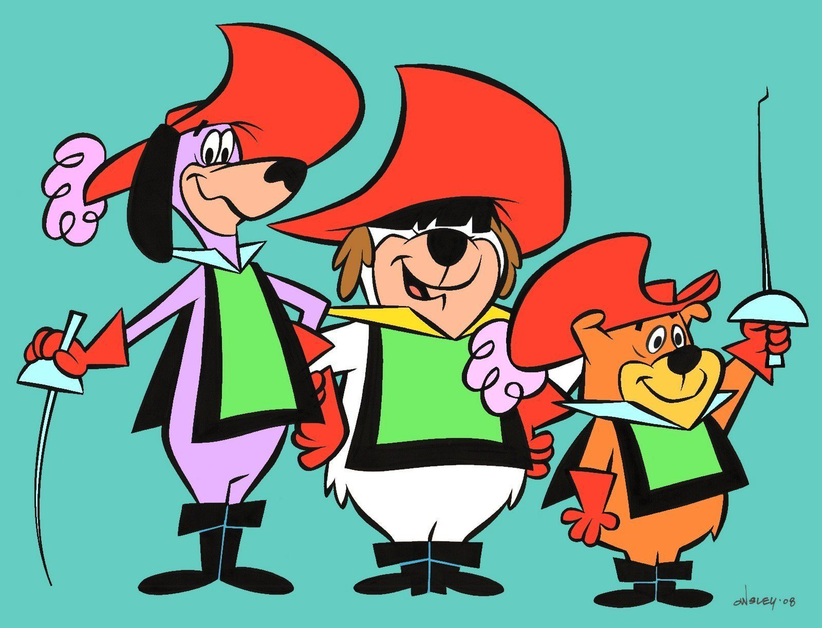 Classic Hanna Barbera With Images Classic Cartoon Characters