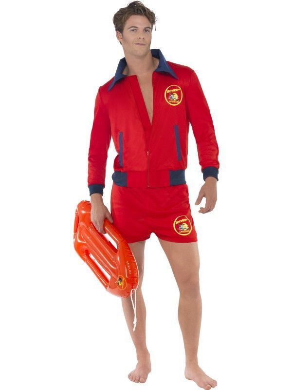 75efbdc10c79 Men s Baywatch Lifeguard Costume