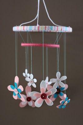 Elegant A Fun, Adorable Batch Of DIY Baby Mobiles Ideas