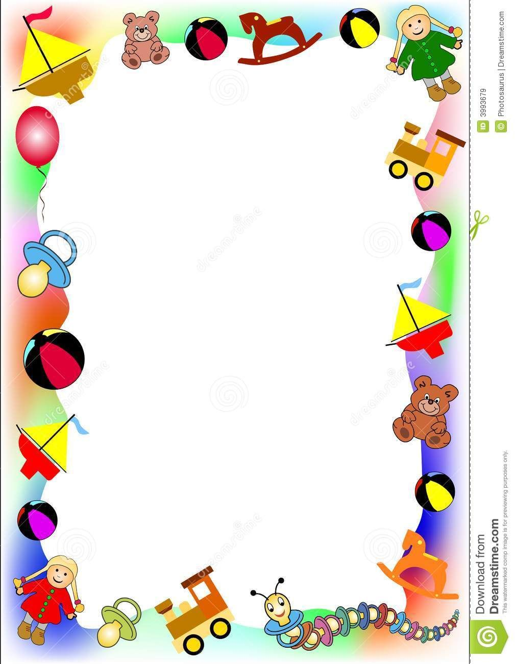 Toys And Games Clip Art : Bath toys clipart google search border and corner