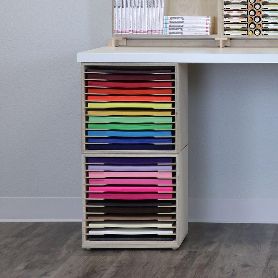 Best 12X12 Base Scrapbook Room Organization Craft 400 x 300