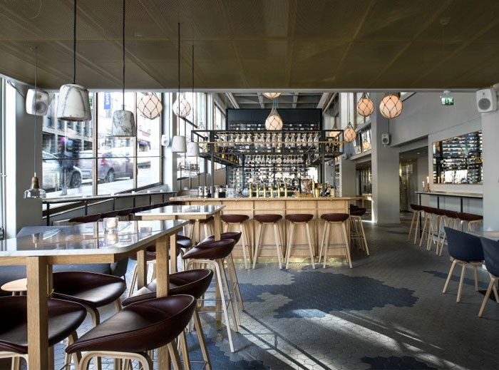 Bar Interiors Design Fair Design 2018