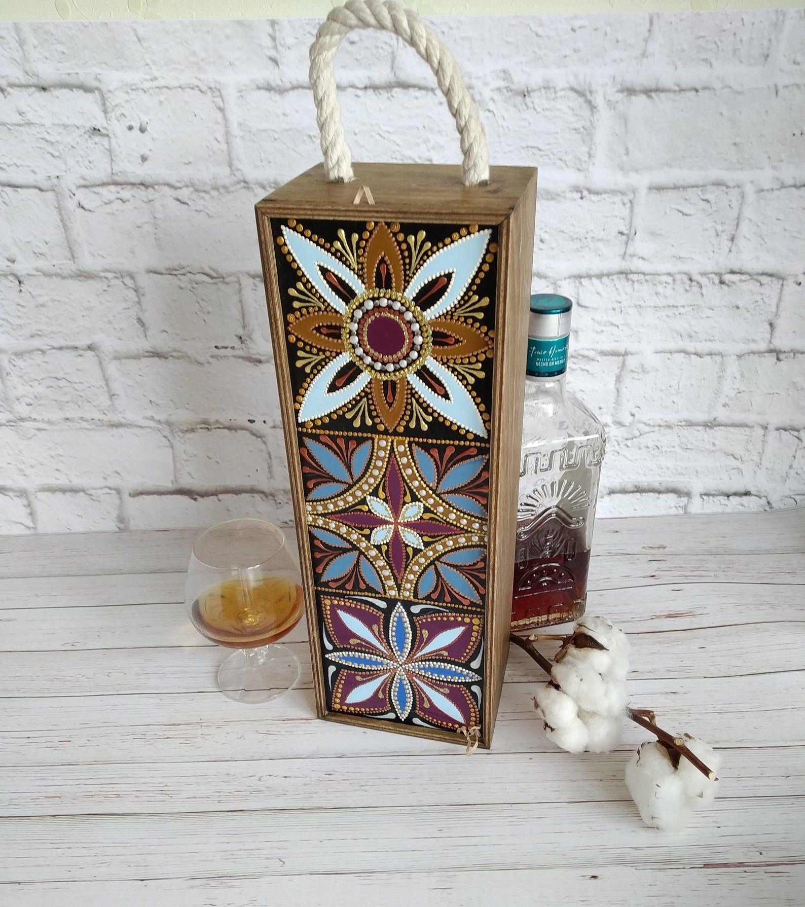 Park Art My WordPress Blog_Housewarming Gift Box With Wine