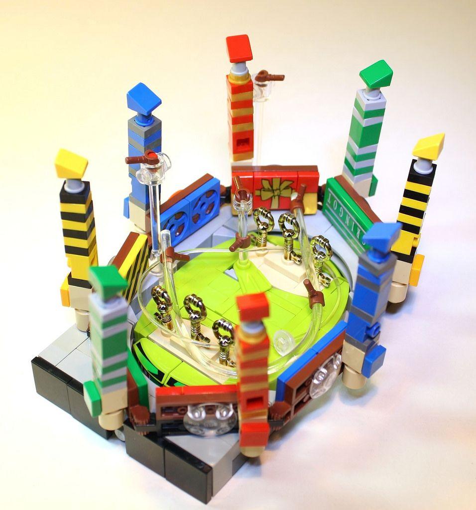 Pin Uživatele Hacislav Na Nástěnce Lego Mikro Lego Hogwarts