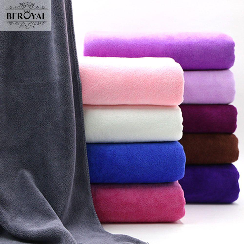 New 2017 Absorbent Bath Towel 80 180cm Microfiber Towel Quick