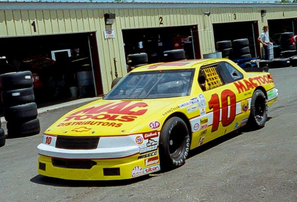 1989 Chevrolet Lumina Nascar Race Cars Nascar Cars Chevrolet