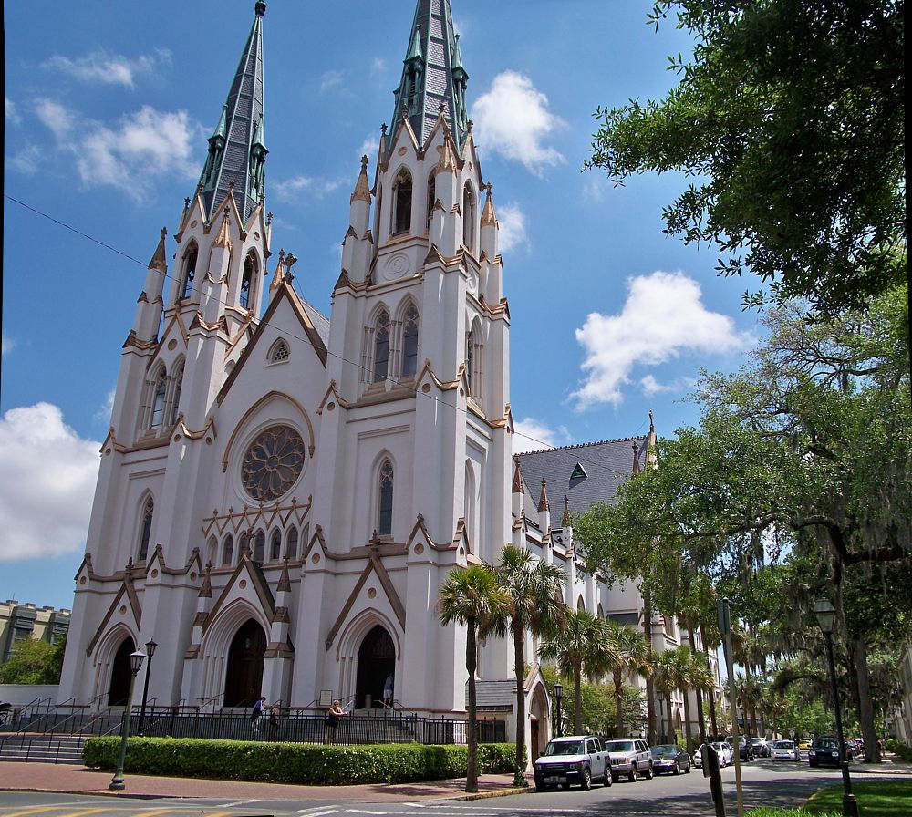 Image result for savannah cathedral