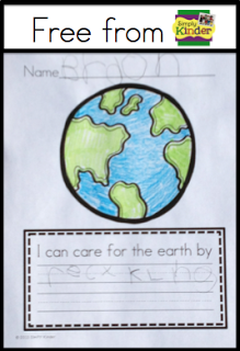 earth day for kindergarten free earth day activity kinderland collaborative earth day. Black Bedroom Furniture Sets. Home Design Ideas