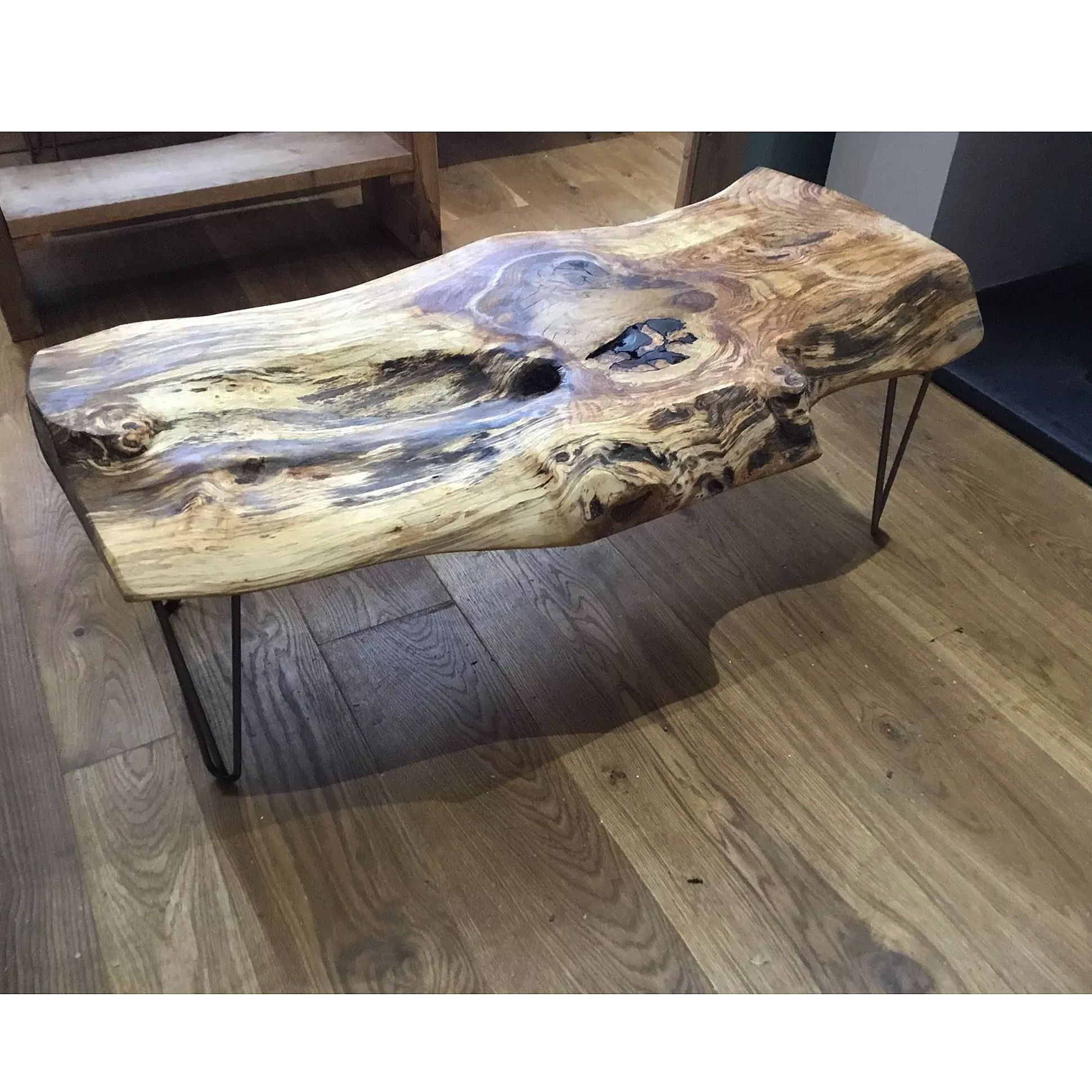 Reclaimed Oak Coffee Table Solid Oak Tables