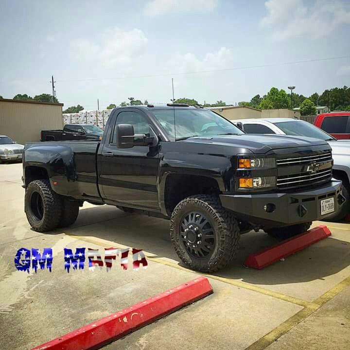 2015 Chevrolet Silverado 3500 Lifted