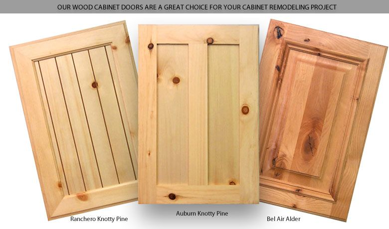 Custom Cabinet Doors Unfinished Custom Cabinets Pinterest