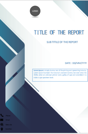 Cover Page Template In Word For Report Download Design Templates Cover Page Template Cover Page Template Word Book Cover Template