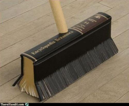 leggere e pulire...