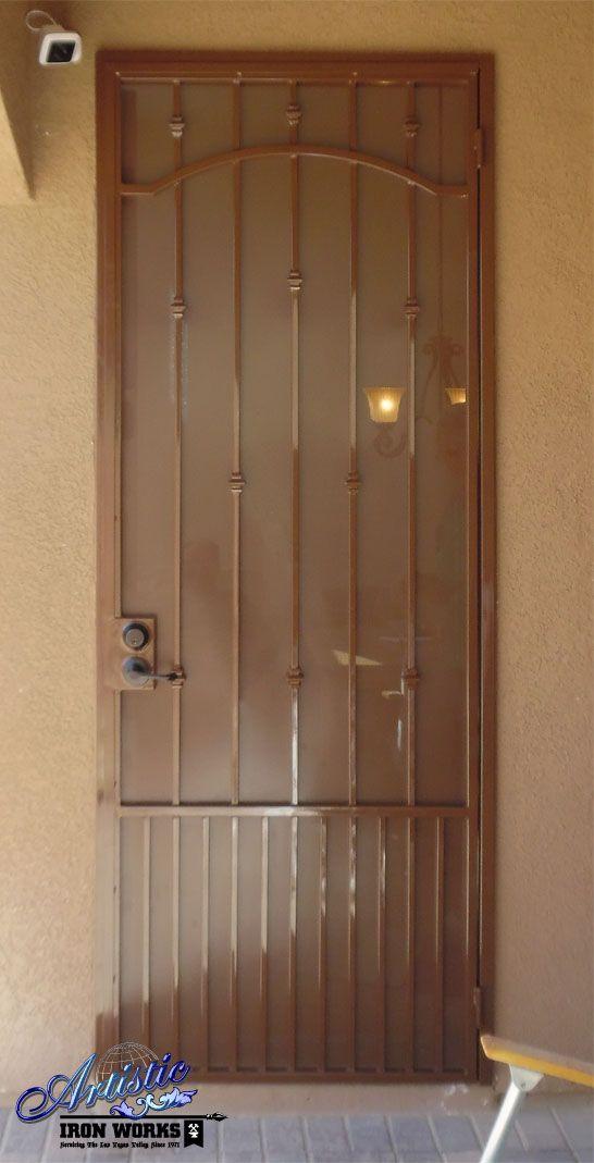 Security Screen Door Ideas