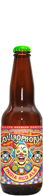 Coulrophobia-IRA #bccraftbeer