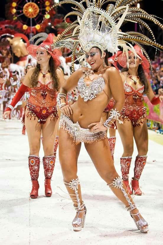 Argentina. Provincia de Entre Rios. Gualeguaychu. Carnaval