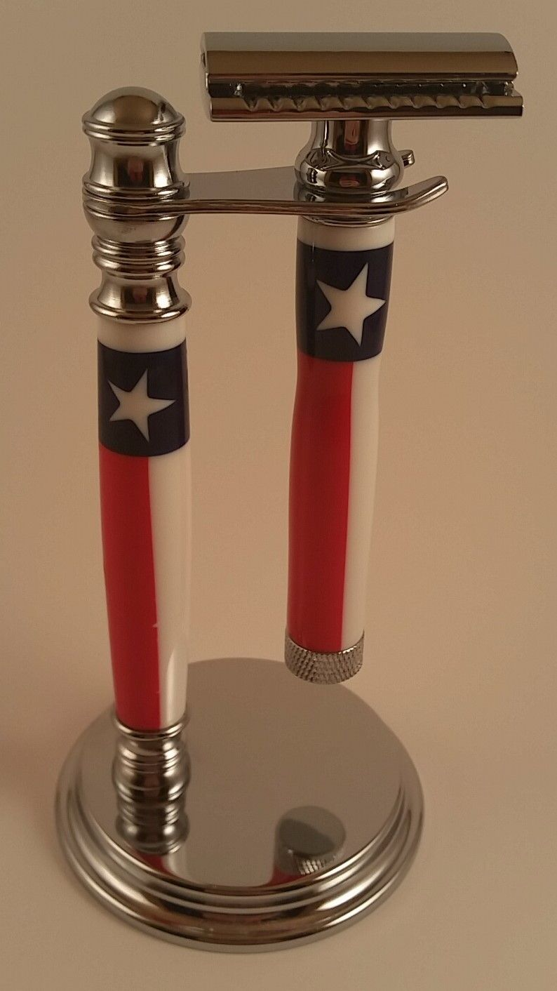 Handmade shaver by Leigh Marie Designs Hand crafted