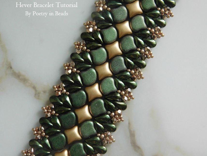 Beading pattern beading instructions beading tutorial beadwork, beading Full sliperit bracelet beaded bracelet tutorial
