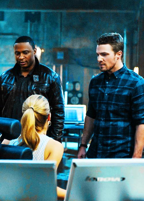 Team Arrow (This makes me happy :D)