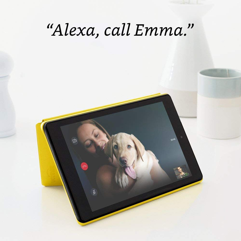 Amazonsmile fire 7 tablet with alexa 7 display 8 gb