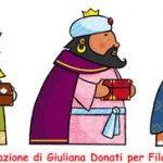 Speciale Befana, Epifania e Re Magi del Sito Filastrocche.it