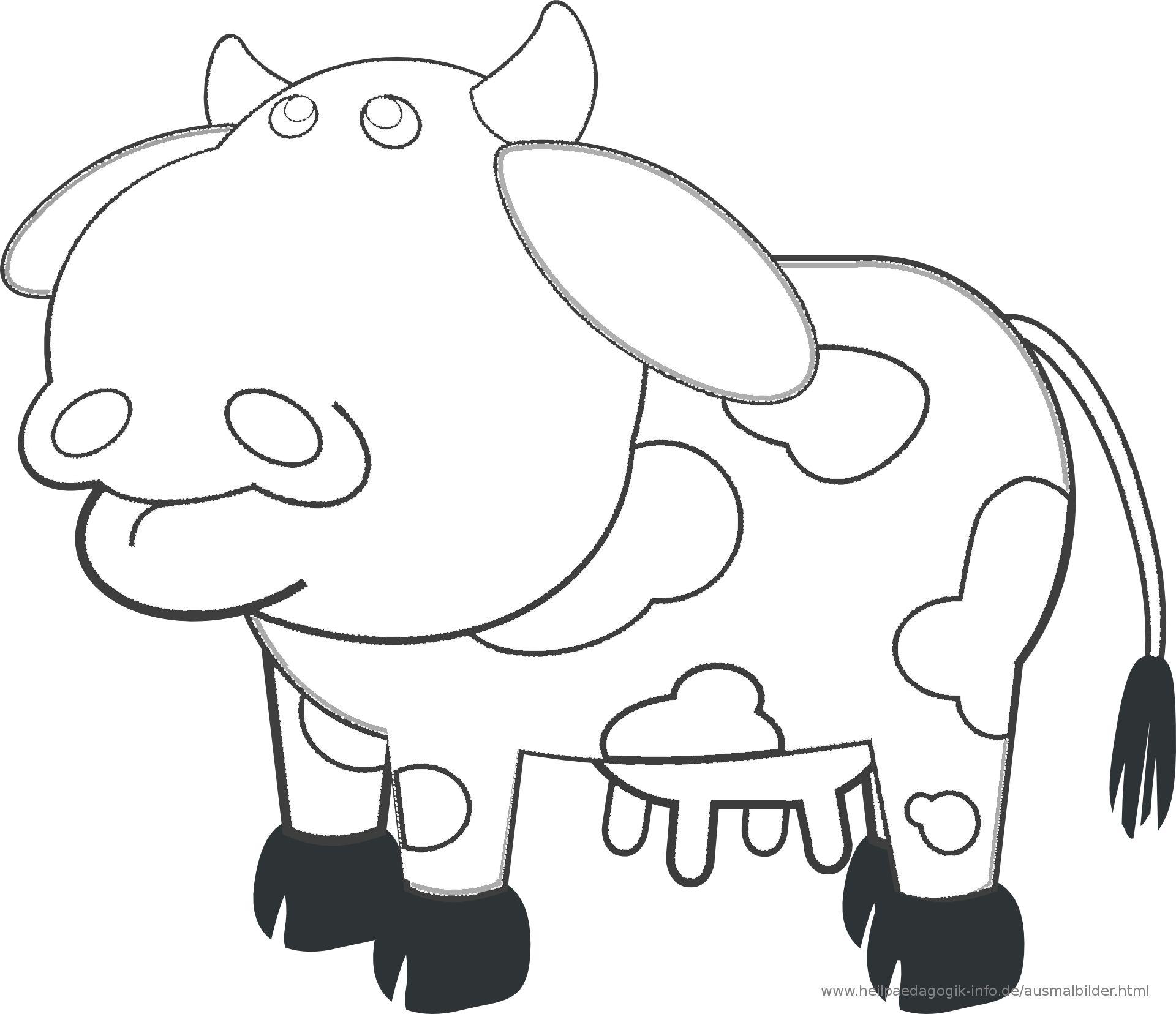 30 Beste Malvorlage Kuh Begriff 30 in 30  Kuh, Malvorlagen