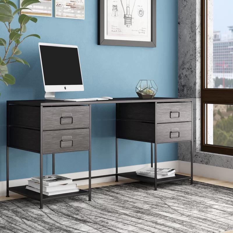 St Mary S Writing Desk Desk Industrial Chic Design Writing Desk